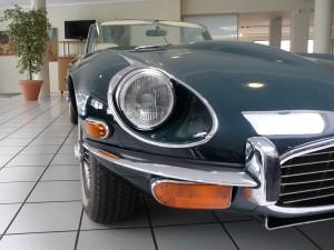 Jaguar E-Type V12 Roadster Licht