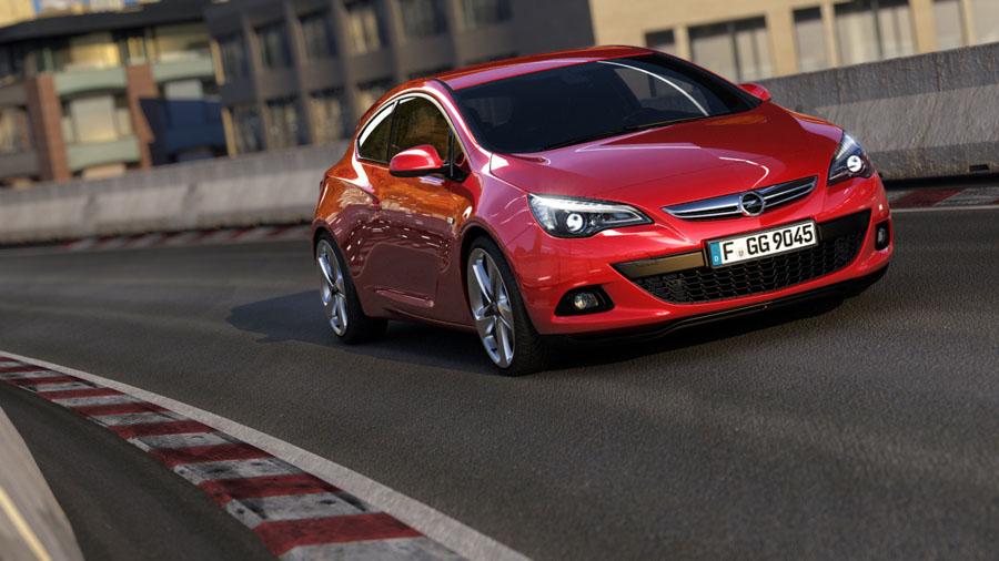 Erste Bilder / Fotos vom Opel Astra J GTC 2011 | rad-ab.com