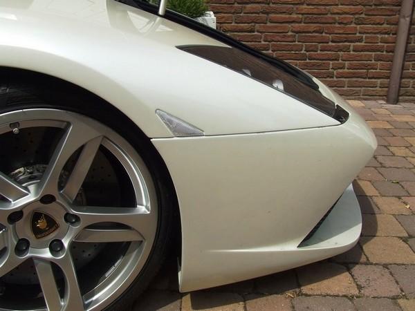 Lamborghini Murcielago Detail 1