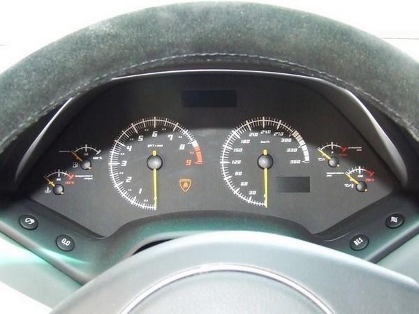 Lamborghini Murcielago Cockpit