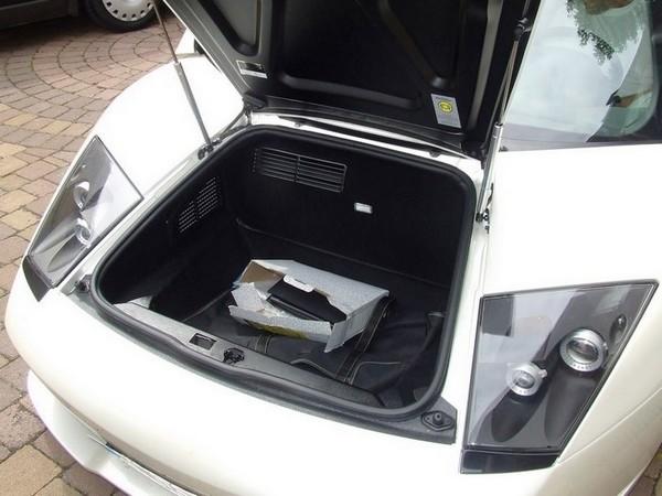 Lamborghini Murcielago Kofferraum