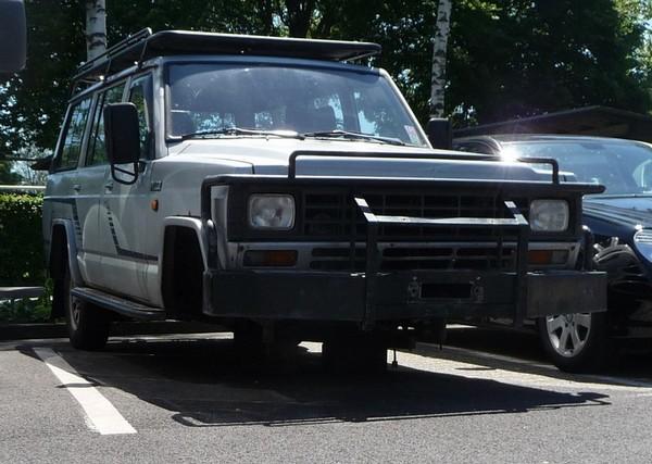 Nissan Patrol Rad ab