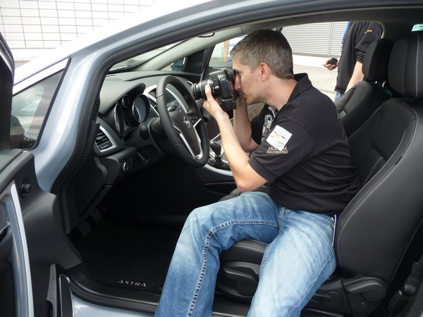 Jens von Rad-ab.com im 2011 Opel Astra GTC