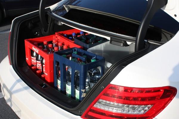 Social Media Probefahrt Teil 5 von 10: Die Mercedes C ...