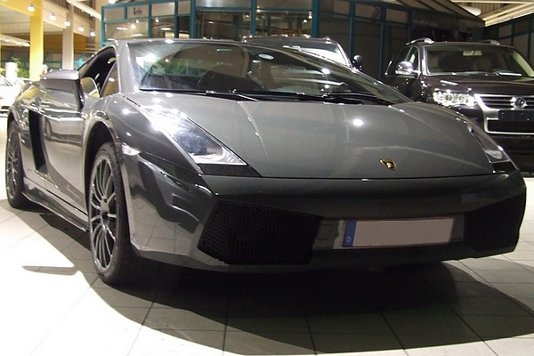 2007 Lamborghini Gallardo Superleggera 01