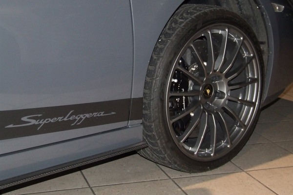 2007 Lamborghini Gallardo Superleggera 03