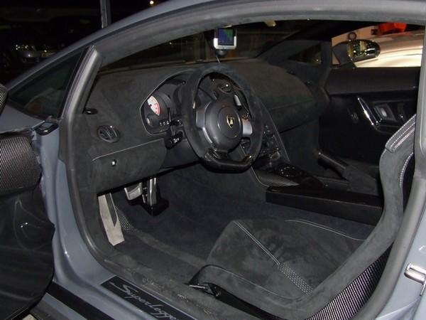 2007 Lamborghini Gallardo Superleggera 10
