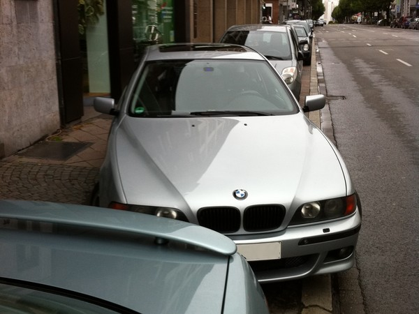 Parkversuch gescheitert 2