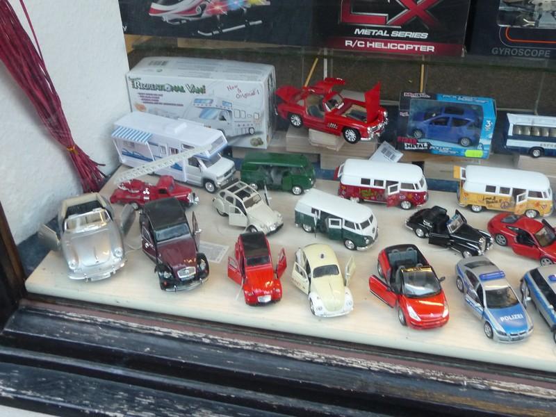 Oldtimer Modellautos