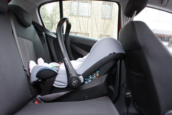 Britax Isofix Rear Facing Car Seats