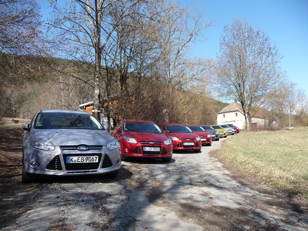Ford Focus 1.0 Ecoboost Powerdrive 07