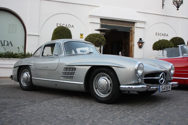 probefahrt mercedes 300 sl coupe fl gelt rer gullwing. Black Bedroom Furniture Sets. Home Design Ideas