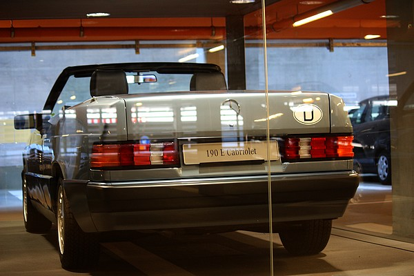 Mercedes Museum Stuttgart Review