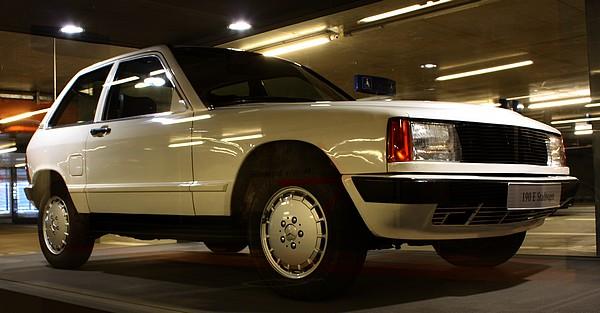 Mercedes Benz Museum Ein Liter Auto