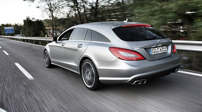 mercedes benz cls 63 amg shooting brake ja sind die denn. Black Bedroom Furniture Sets. Home Design Ideas