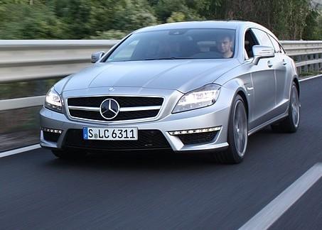 Mercedes Benz Cls 63 Amg Shooting Brake Ja Sind Die Denn Verrückt