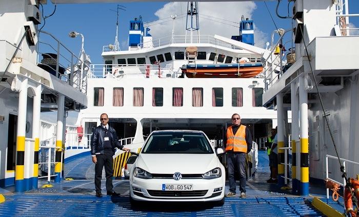 VW Golf 7 Probefahrt / Fahrbericht / Blogbericht 09