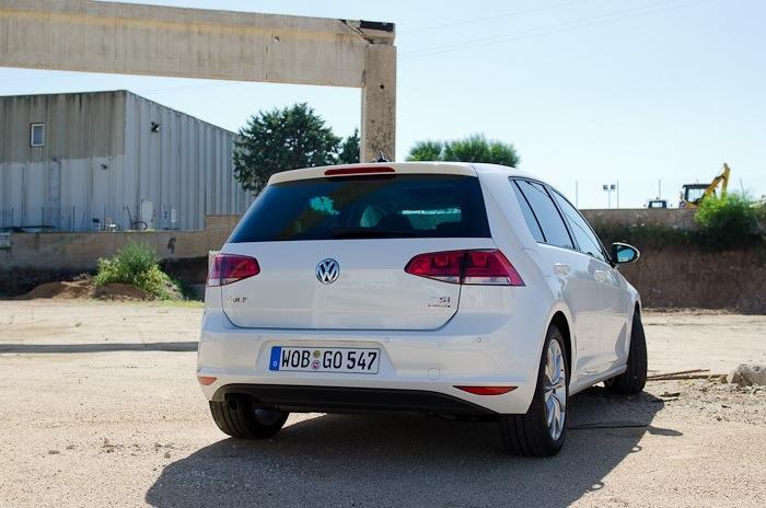 VW Golf 7 Probefahrt / Fahrbericht / Blogbericht 11