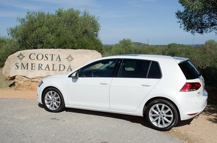 VW Golf 7 Probefahrt / Fahrbericht / Blogbericht 03