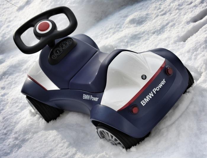 bmw baby racer motorsport bobby car. Black Bedroom Furniture Sets. Home Design Ideas