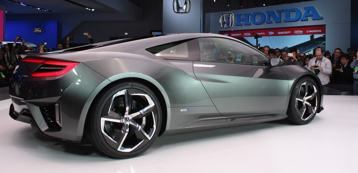 honda nsx 2015 preis release date price and specs. Black Bedroom Furniture Sets. Home Design Ideas
