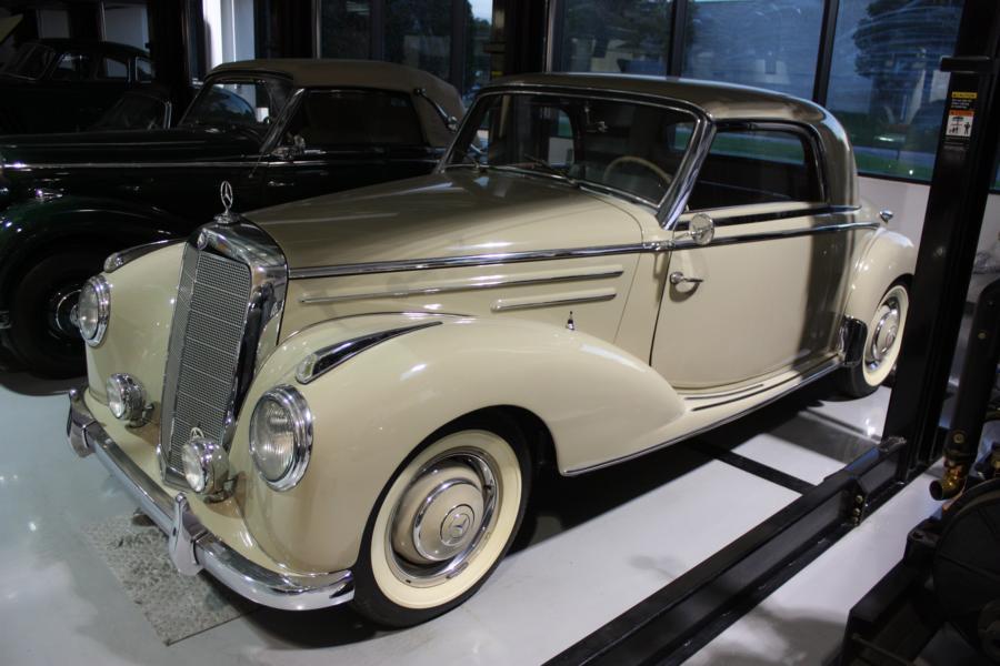 #MBRT13 Galerie: Das Mercedes-Benz Classic Center in ...