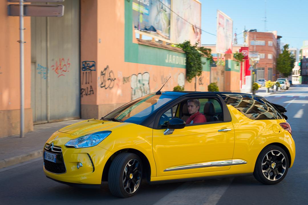 Fahrbericht Citroen DS3 Cabrio Video