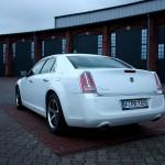 Lancia Thema Heck