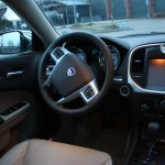 Lancia Thema Innenraum