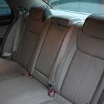 Lancia Thema Rücksitzbank
