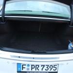 Lancia Thema Kofferraum