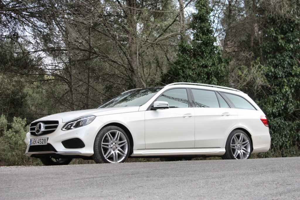 Angetestet Neue E Klasse 2013 Limousine Und T Modell