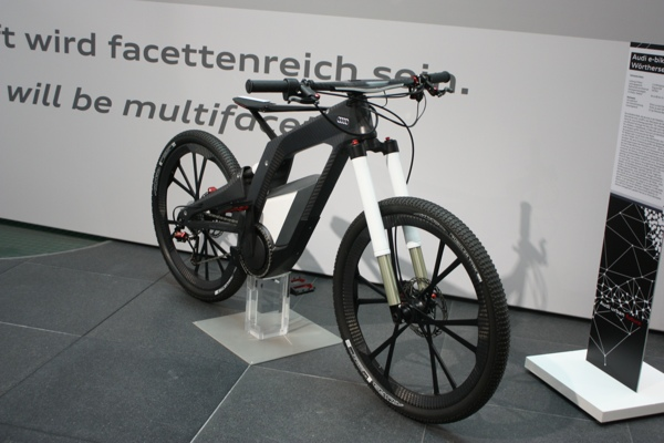 audi e bike e tron leider nur ein traum rad. Black Bedroom Furniture Sets. Home Design Ideas