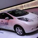Nissan Leaf 2013: