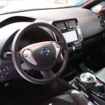 Nissan Leaf 2013: Innenraum