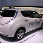 Nissan Leaf 2013: Seite