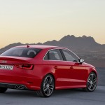 Audi A3 S3 Limousine © Audi 2013