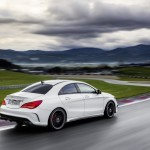 CLA 45 AMG Turbo
