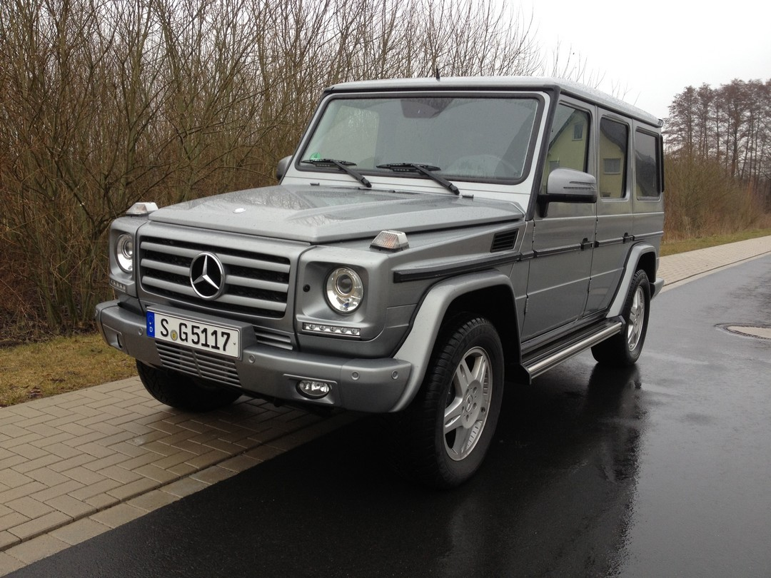 angetestet mercedes benz g wagon g klasse 350 diesel. Black Bedroom Furniture Sets. Home Design Ideas