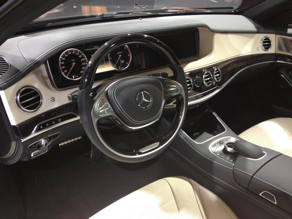 Mercedes Essence Classe A