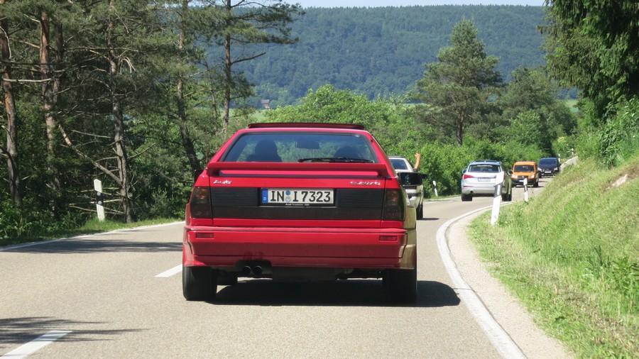 Classic Review Audi Ur Quattro Audi Quattro Der Ur Audi Rad Ab Com