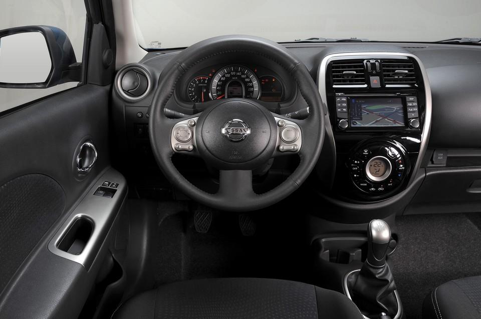 Der neue Nissan Micra 2013 - Das hat sich verändert! | rad ...