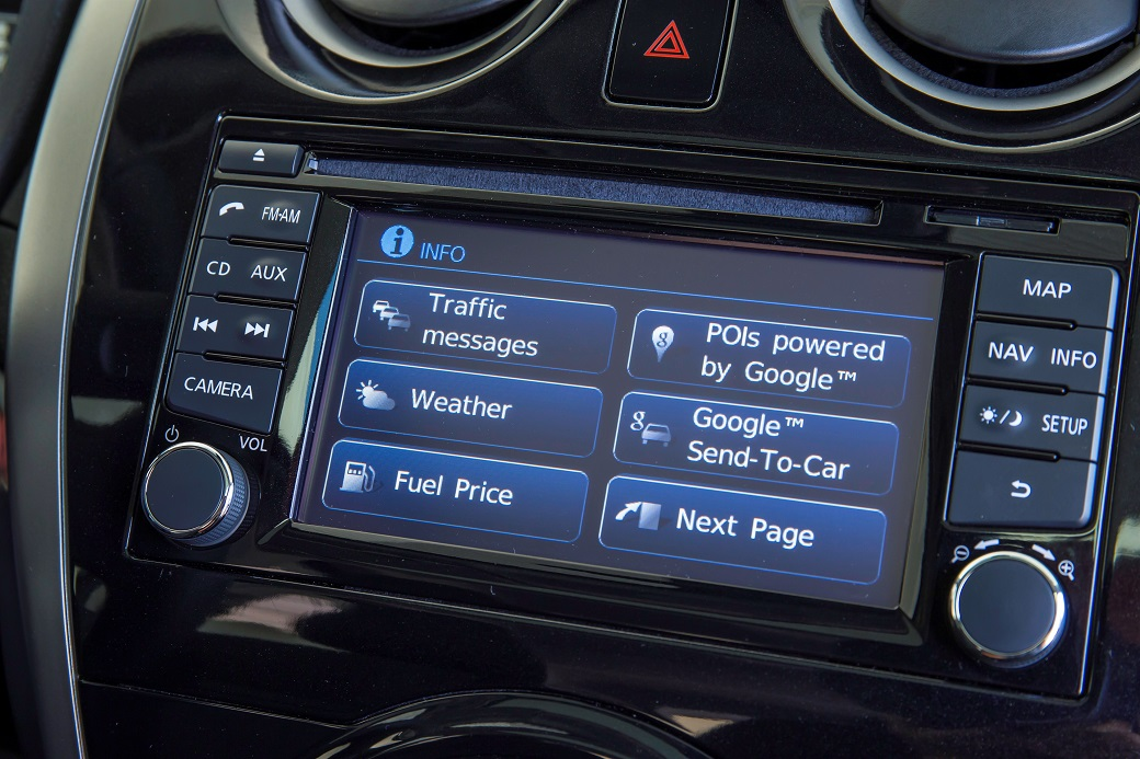 Nissan-Connect-Nissan-Note-Google-Send-to-Car-Sprit-Preis-Traffic-Wetter