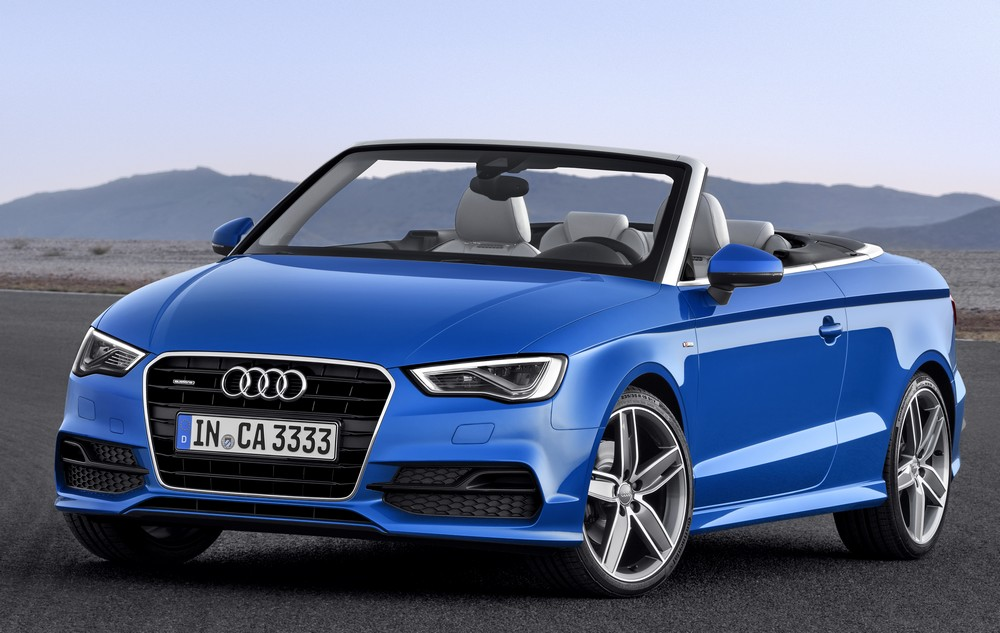 iaa 2013 audi a3 cabrio audi s3 cabrio audi a3 cabriolet quattro rad. Black Bedroom Furniture Sets. Home Design Ideas