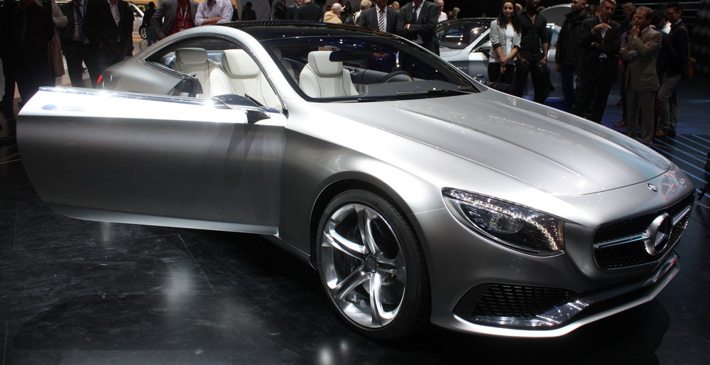iaa 2013 mercedes benz s klasse coup concept cabrio rad. Black Bedroom Furniture Sets. Home Design Ideas