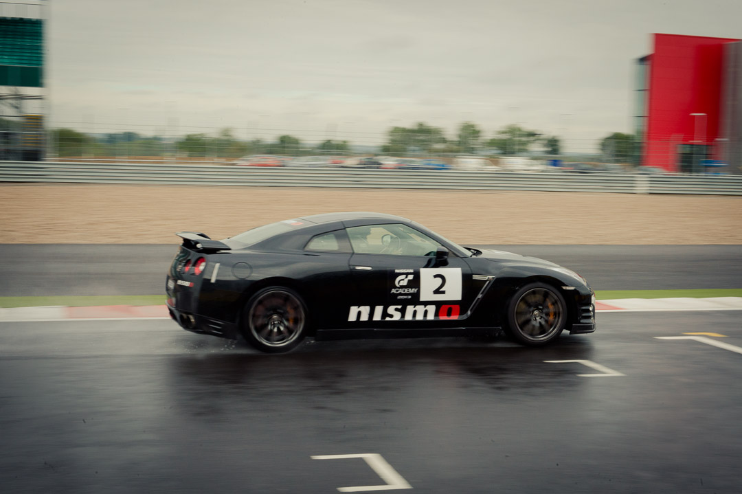 nissan gt academy race camp in silverstone rad. Black Bedroom Furniture Sets. Home Design Ideas