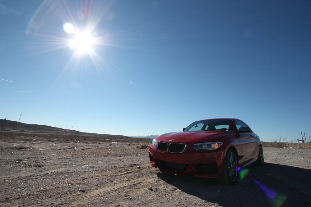 BMW-M235i-Test-Vergleich-Fahrbericht-rad-ab-jens-stratmann-las-vegas-2014