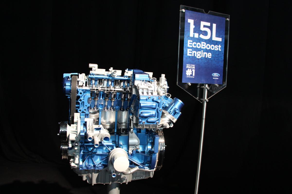 1 5 L Ecoboost