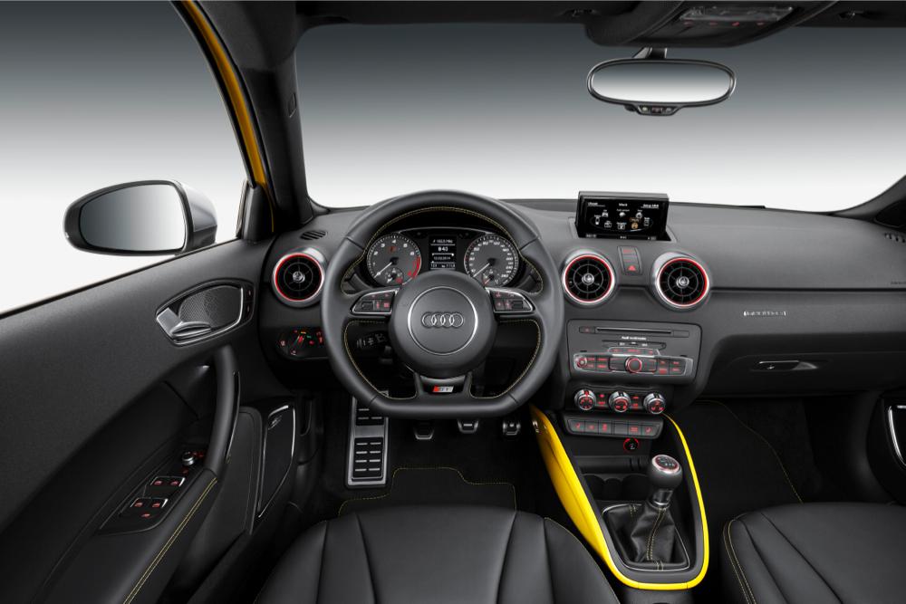 Audi-S1-Innenraum