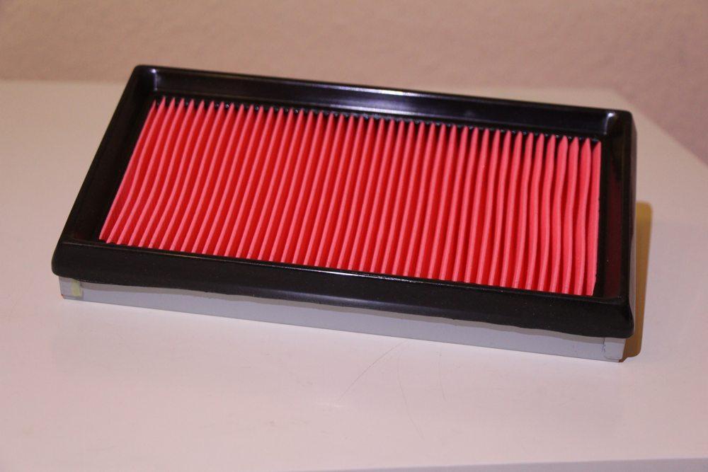 luftfilter-motor-geräusch-filter-papier-wechseln